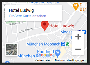 Hotel in Munich Zentrum
